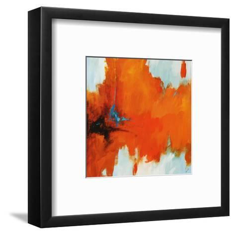 Red Tail III-Sydney Edmunds-Framed Art Print