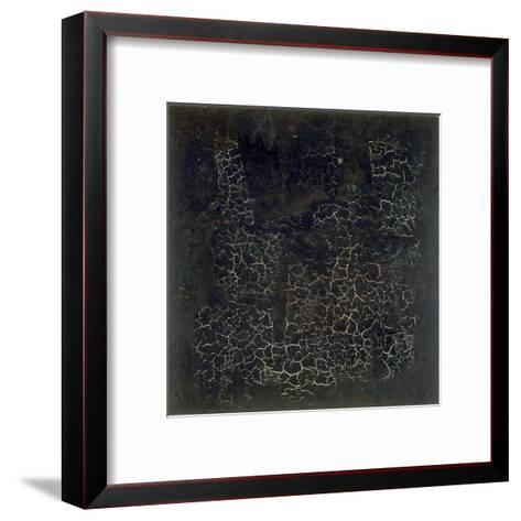 Black Square-Kasimir Malevich-Framed Art Print