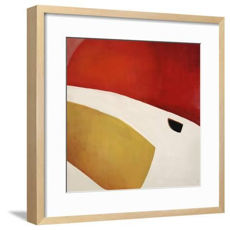 Spaced Out II-Sydney Edmunds-Framed Art Print