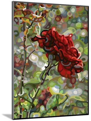 Last Rose of Summer-Mandy Budan-Mounted Giclee Print