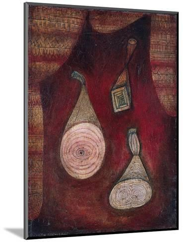Omega 5-Paul Klee-Mounted Giclee Print