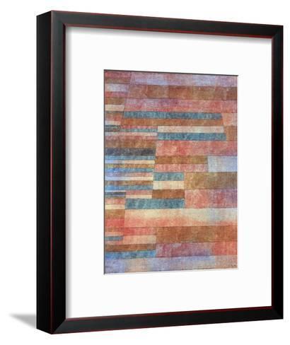 Steps-Paul Klee-Framed Art Print