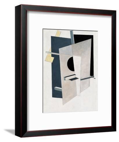 Proun 6-El Lissitzky-Framed Art Print