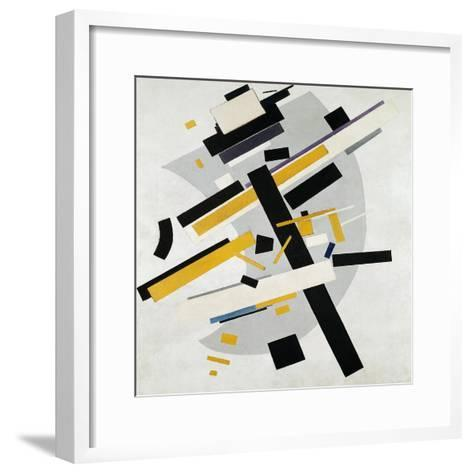 Suprematismus 1914-1916-Kasimir Malevich-Framed Art Print
