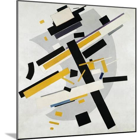 Suprematismus 1914-1916-Kasimir Malevich-Mounted Giclee Print