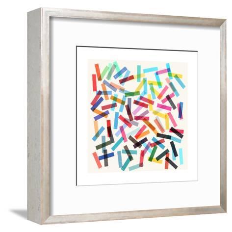 Fiesta-Garima Dhawan-Framed Art Print