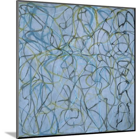 Uxmal, 1991-93-Brice Marden-Mounted Giclee Print