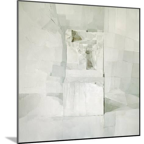 White-Daniel Cacouault-Mounted Giclee Print