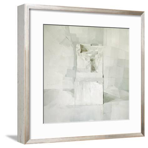 White-Daniel Cacouault-Framed Art Print