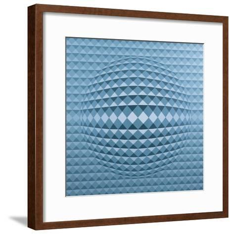 Abstract Composition, 1996-Peter Szumowski-Framed Art Print