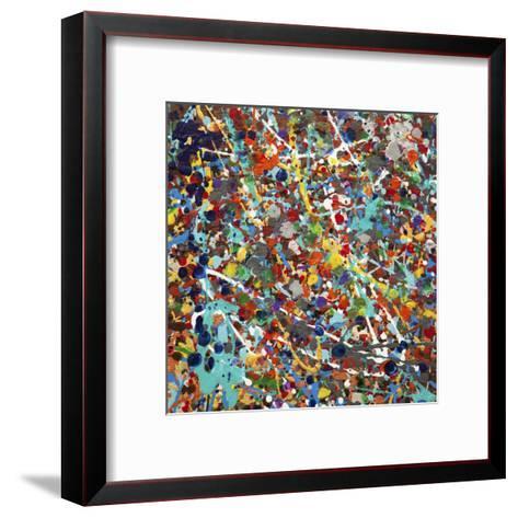 Spin 2-Hilary Winfield-Framed Art Print