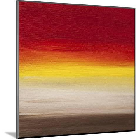 Sunsets - Canvas 1-Hilary Winfield-Mounted Giclee Print