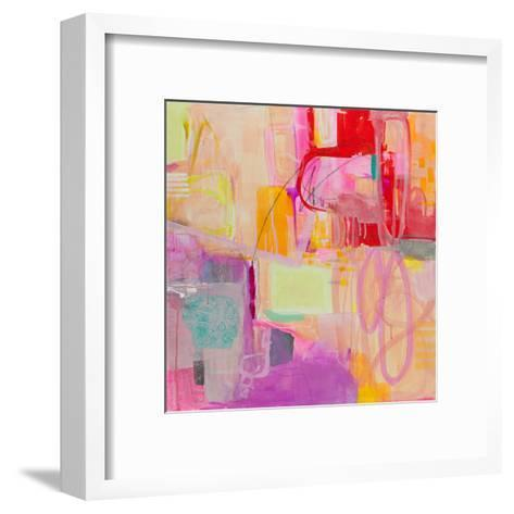She Saw a Light at the End of the Tunnel But Wondered if She Was Ready to Go-Jaime Derringer-Framed Art Print