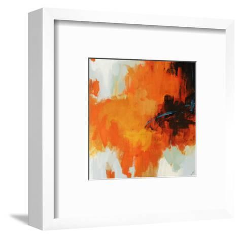 Red Tail II-Sydney Edmunds-Framed Art Print