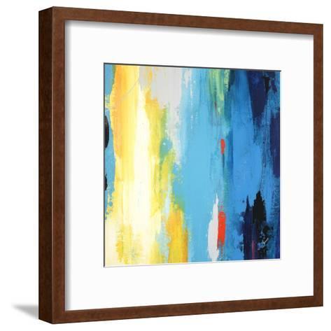 To Dream In Color III-Sydney Edmunds-Framed Art Print