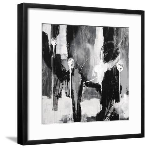 Theory of Three-Joshua Schicker-Framed Art Print