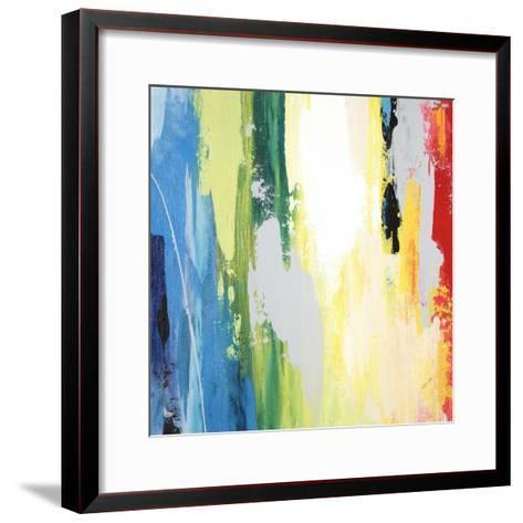 To Dream In Color I-Sydney Edmunds-Framed Art Print