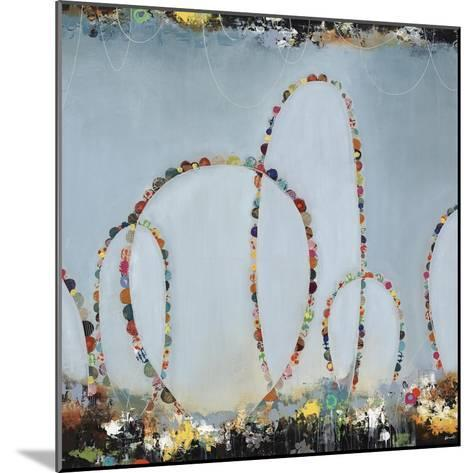 Roller Coaster Rainbow-Sydney Edmunds-Mounted Giclee Print