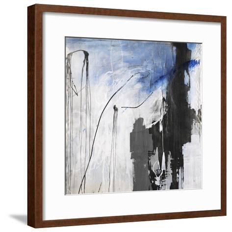 Vacant Towers-Joshua Schicker-Framed Art Print