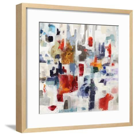Cubicle-Jodi Maas-Framed Art Print