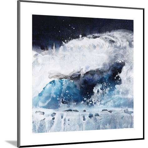 Crashing Waves I-Kari Taylor-Mounted Giclee Print