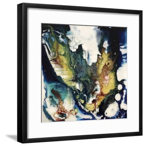 Extract VIII-Joshua Schicker-Framed Art Print