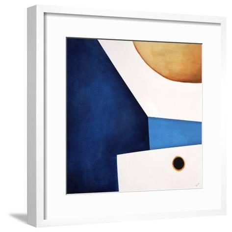 Little Spaced Out V-Sydney Edmunds-Framed Art Print
