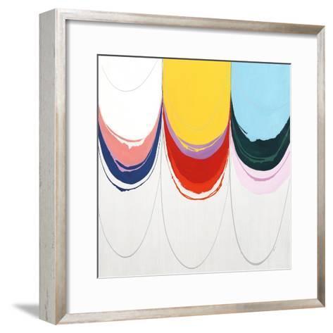 Assortment Of Sweets-Sydney Edmunds-Framed Art Print