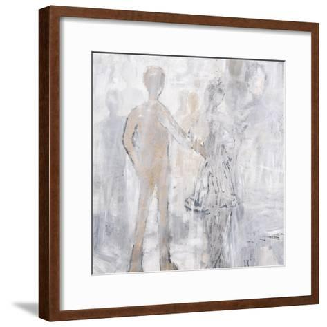 Asking To Dance-Jodi Maas-Framed Art Print