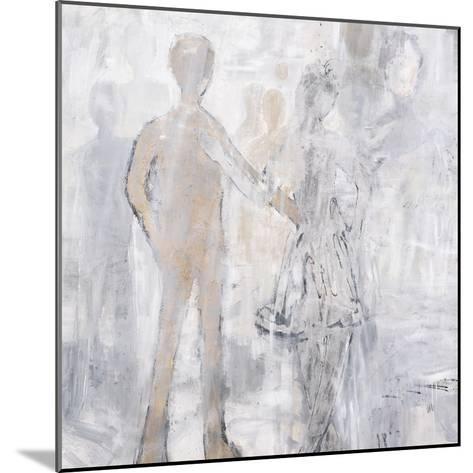 Asking To Dance-Jodi Maas-Mounted Giclee Print
