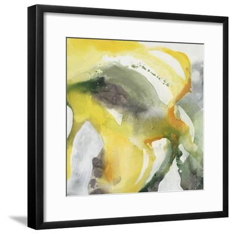 Moving Tendrillar III-Rikki Drotar-Framed Art Print