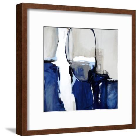 Leaving at Midnight-Sydney Edmiunds-Framed Art Print