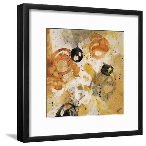 Convivial Games I-Rikki Drotar-Framed Art Print