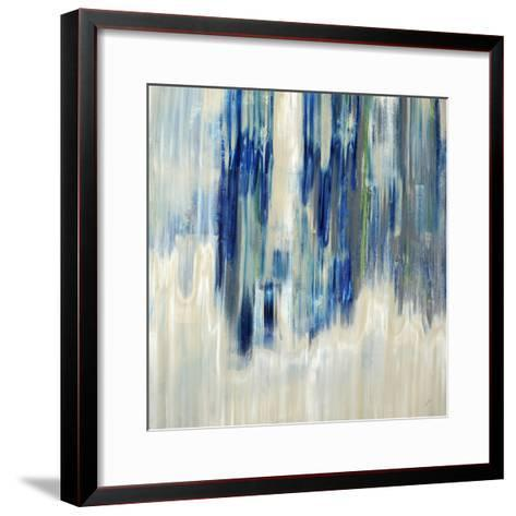 Blunt Frequency-Taylor Taylor-Framed Art Print