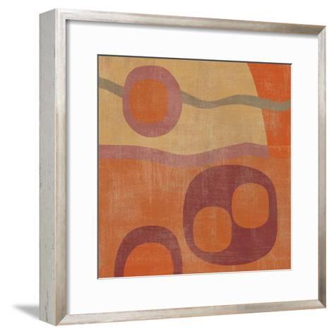 Abstract III-Erin Clark-Framed Art Print