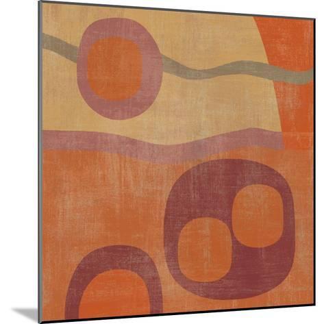 Abstract III-Erin Clark-Mounted Giclee Print