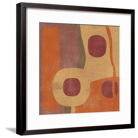 Abstract I-Erin Clark-Framed Art Print