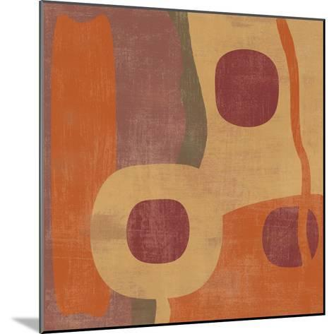 Abstract I-Erin Clark-Mounted Giclee Print