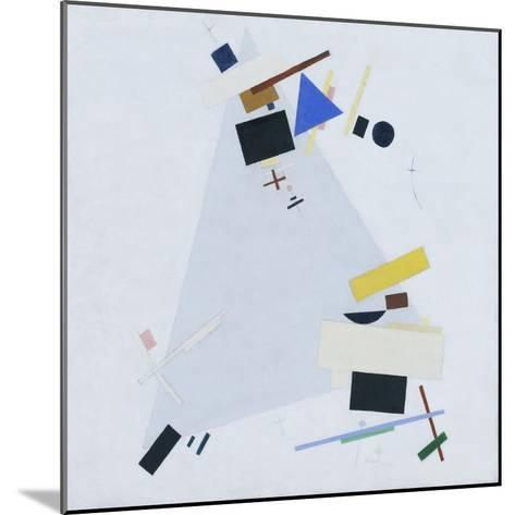 Dynamic Suprematism-Kasimir Malevich-Mounted Giclee Print