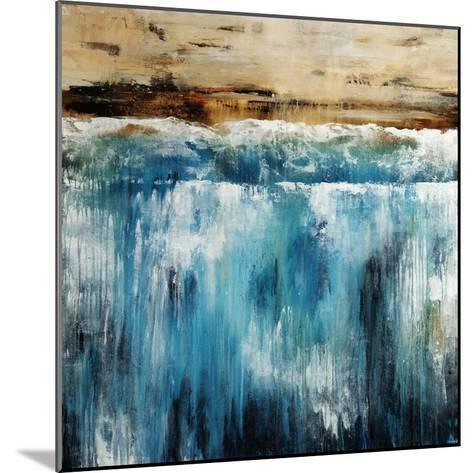 Waterline by the Coast-Sydney Edmunds-Mounted Giclee Print