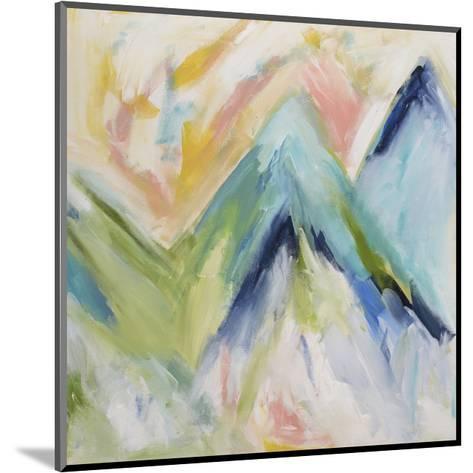 Denver Surprise-Carrie Schmitt-Mounted Giclee Print