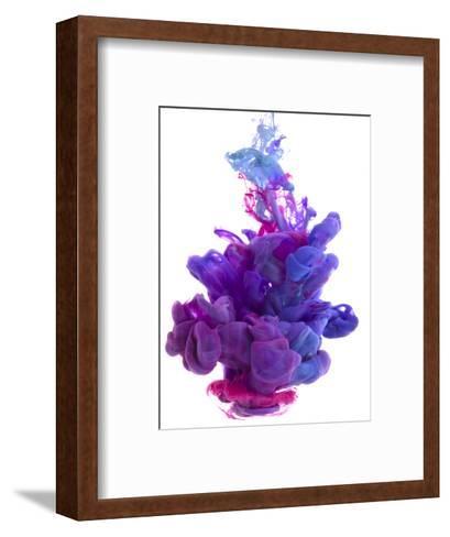 Color Dop-sanjanjam-Framed Art Print