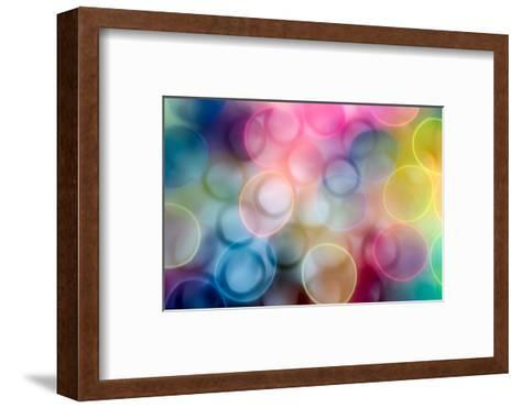 Always Look on the Bright Side of Life-Ursula Abresch-Framed Art Print
