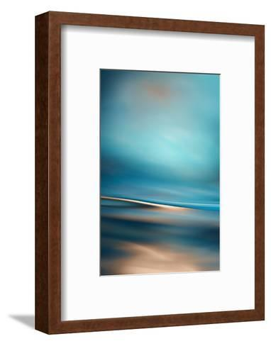 The Beach 2-Ursula Abresch-Framed Art Print
