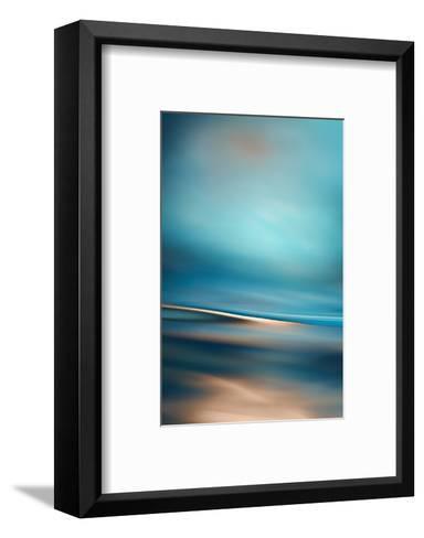 The Beach 2-Ursula Abresch-Framed Art Print