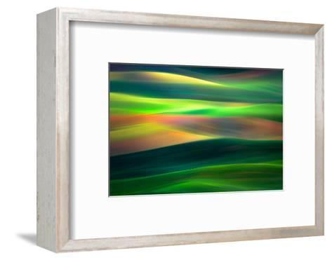 Waves 1-Ursula Abresch-Framed Art Print