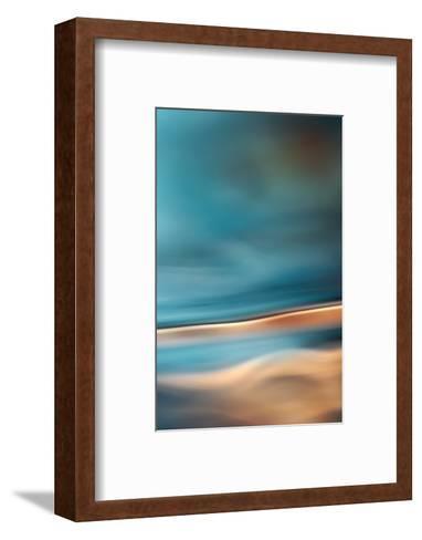 The Beach 3-Ursula Abresch-Framed Art Print
