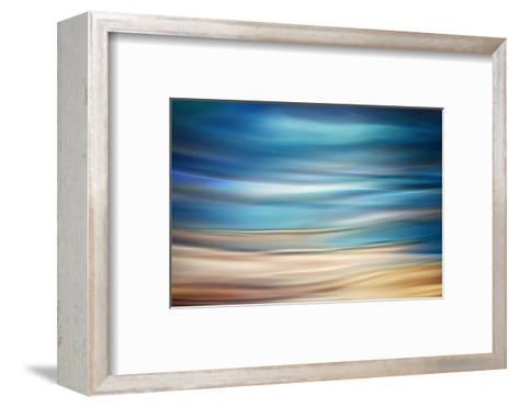 Shore-Ursula Abresch-Framed Art Print