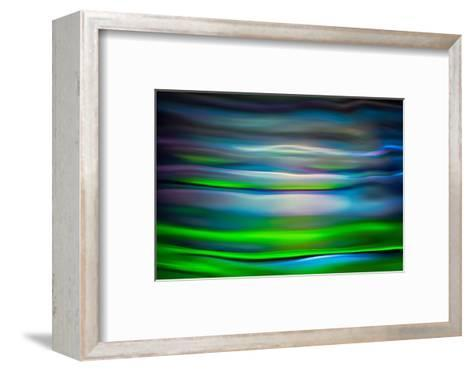 I Dream of Northern Lights-Ursula Abresch-Framed Art Print