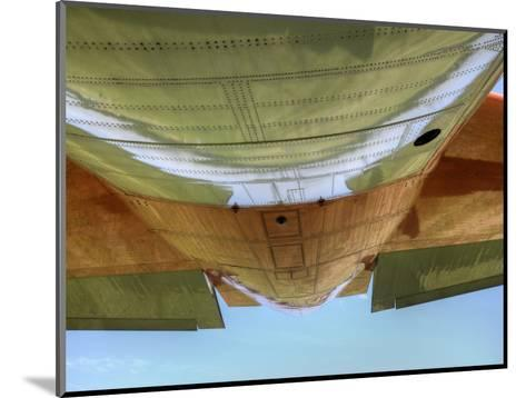 "Underbelly of a Hc-130P ""Hercules"" Military Aircraft-Pete Ryan-Mounted Photographic Print"